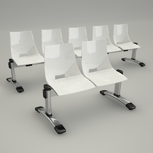 free 3d models - chairs combined INSERT SHELL SH 222 225