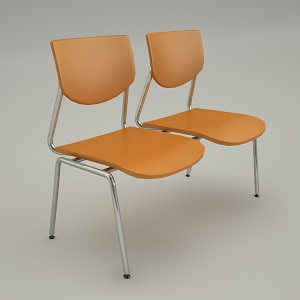 chairs combined 3d model - VIM V1 422