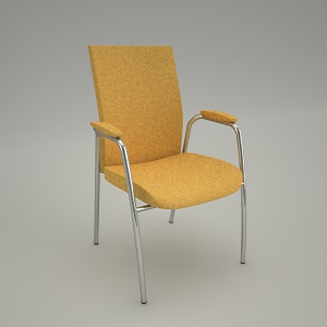 free 3d models - Conference chair EKTA EK 220