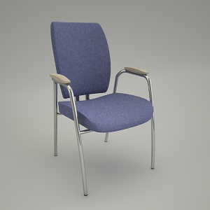 free 3d models - Conference chair EVENT EV 220