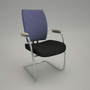 free 3d models - Conference chair EVENT EV 230
