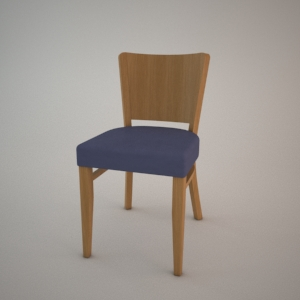 free 3d models - Chair A-0031 3d model FAMEG MODERN