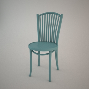 Chair A-0246 3D model FAMEG BENT