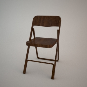 Chair A-0501 3d model FAMEG MODERN
