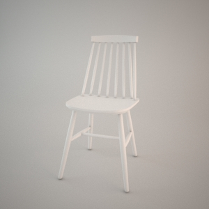 free 3d models - Chair A-5910 3d model FAMEG MODERN