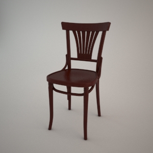 Chair A-8223 3D model FAMEG BENT