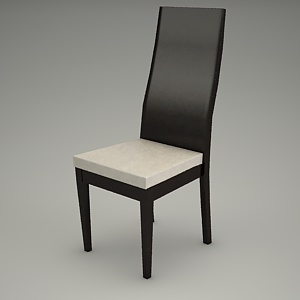 chair 3d model - CLASSIC A-1003