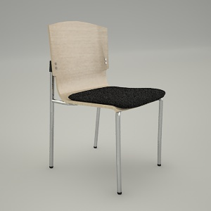 free 3d models - Conference chair SET UP K2N