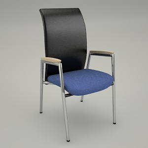 Conference armchair STRING SR 220