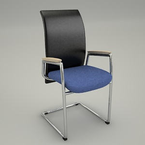 Conference armchair STRING SR 230