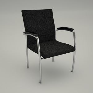 Conference armchair VECTOR VT 220