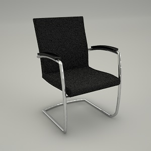 Conference armchair VECTOR VT 230