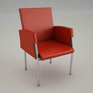 Conference armchair VECTOR VT 520