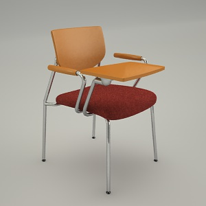 free 3d models - Conference armchair VIM V2N P16 P