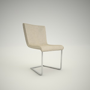free 3d models - Chair stand free 3d model 1