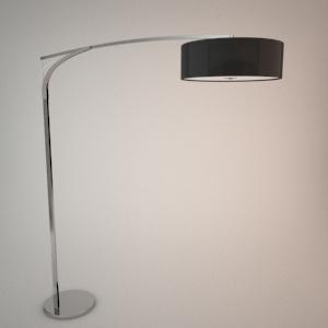 Floor Lamps - Free 3d models - Free 3D Base