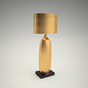 free 3d models - Floor lamp1 3d model
