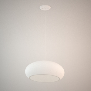 free 3d models - Pendant lamp 3D model - KOSMO