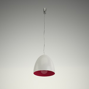 free 3d models - Pendant light 1 3d model