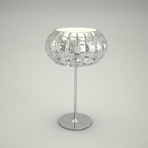 table lamp 3d model - ARCTICA