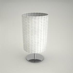 table lamp MICHIGAN ROUND