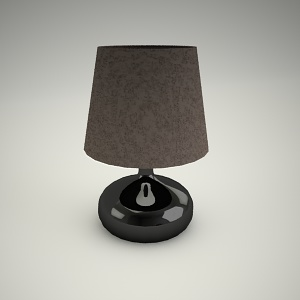 Table lamp2 3d model