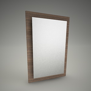 free 3d models - Mirror primo