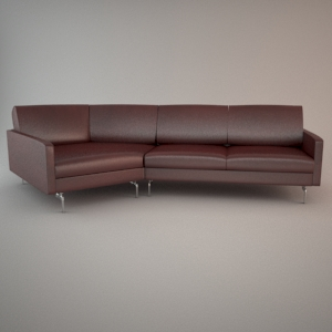 Corner sofa BLUESCARTER - all collection
