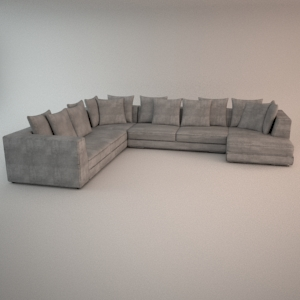 Corner sofa PASO DOBLE - all collection