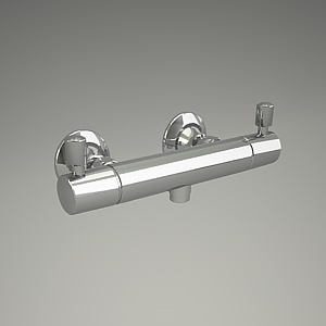free 3d models - PROVITA shower mixer 353300538_3