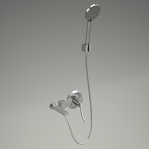 free 3d models - PROVITA shower mixer 6575005-00