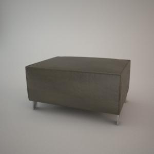 Living Room Furniture - Free 3d models - Free 3D Base