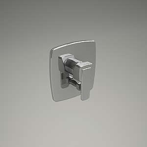 free 3d models - Q-BEO shower mixer 505140575_3