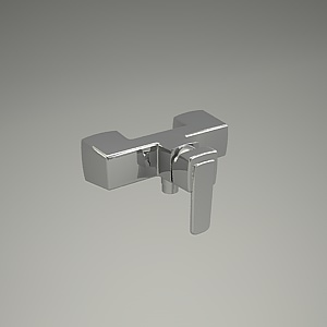 free 3d models - Q-BEO shower mixer 507140575_3