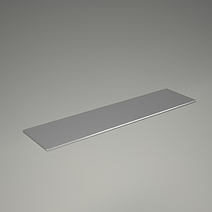 Q-BEO shelf 3d model - 1602105_3