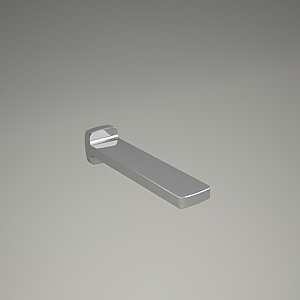 free 3d models - Q-BEO bath filler 3d model - 5050405_3