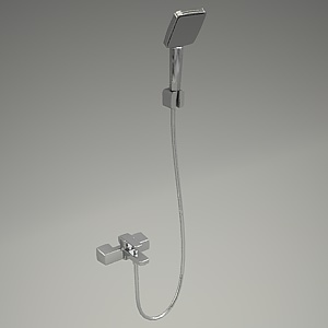 free 3d models - Q-BEO shower set 504430575