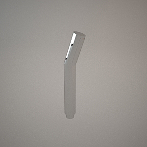Shower hand 3d model NEW WAVES