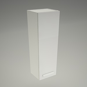 free 3d models - Bathroom cabinet XANTIA 100