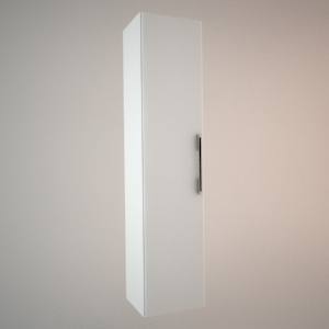 Bathroom wall cabinet 3d model LIFE!