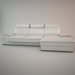 Sofa 3d model - HAVANA 2,5 CHL ZAG
