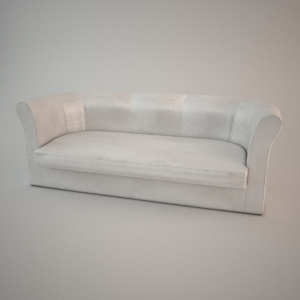 free 3d models - Sofa 3d model - LEEDS