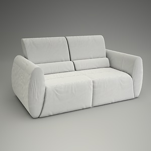 Prosecco Sofa 3d model