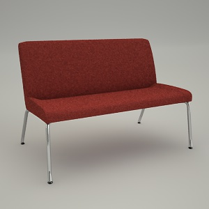 sofa 3d model - REST RS 422