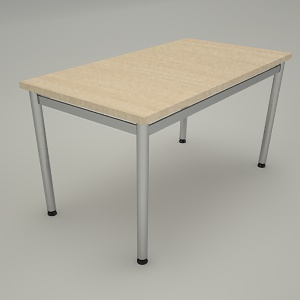 conference table 3d model SET UP SHD