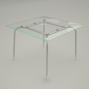 conference table 3d model - VIM TS2