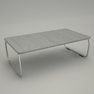 office table 3d model - LEGVAN LG TS1