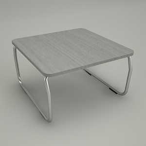office table 3d model - LEGVAN LG TS2