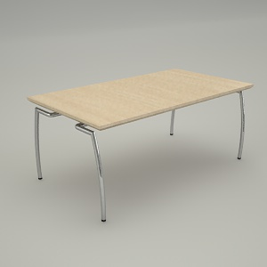 free 3d models - office table 3d model - VECTOR VT TS1