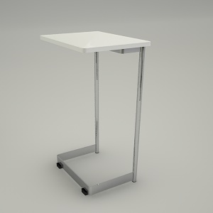 office table 3d model VOO VOO VW WORK